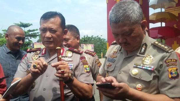 Kapolda Lampung
