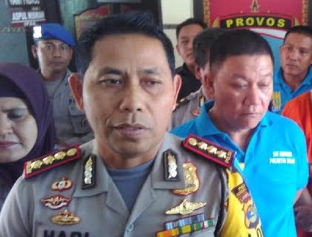 Polresta dan Polsek di Bandar Lampung Bekuk 9 Tersangka Curanmor