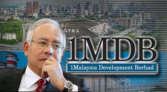 Singapura Sita Dana Kasus 1MDB yang Menimpa PM Malaysia Najib Razak