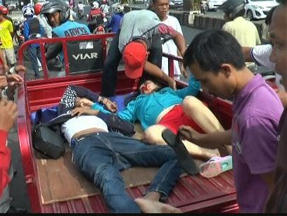 Maling Bobol Rumah Lalu Gondol Sepeda Motor dan Uang Milik Tabah Warga Kurungan Nyawa Pesawaran