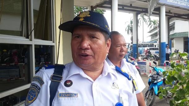 Inspektur Jenderal Perhubungan Kunjungi Bandara Raden Inten II