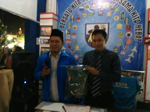 DPD KNPI Lampung Utara Gelar Penyuluhan Bahaya Kanker