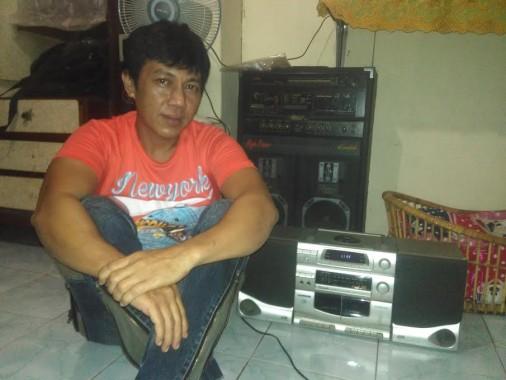 Mister Kim, Musisi Lampung Pencipta Children With No Land yang Mendunia