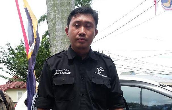 LBH Bandar Lampung Kecam Dugaan Pungli Dana Sertifikasi Guru