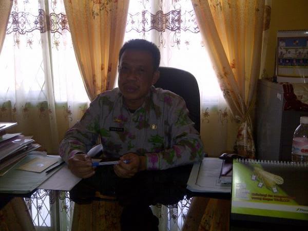 Luas Lahan Tanam Rendeng Lampung Utara Mencapai 2.613 Hektare