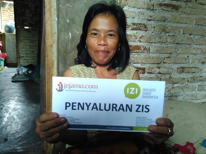 Susdawati (35), warga Jalan Putri Dibalau, Gang Kepala Ratu, Kelurahan Kedamaian, Kecamatan Kedamaian, Bandar Lampung | Andi/jejamo.com