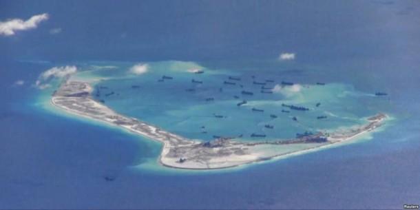Cina Dinyatakan Tak Punya Hak Atas Laut Cina Selatan Oleh Pengadilan Arbitrase Internasional