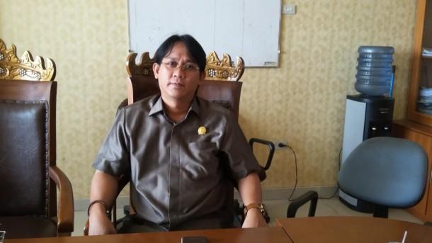Anggota Komisi B DPRD Bandar Lampung M. Yusuf Erdiansya Putra. | Arif Wiryatama/Jejamo.com