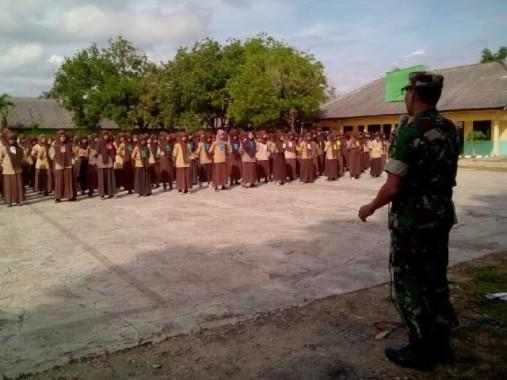 MOS SMAN 1 Sungkai Utara Lampung Utara Tak Ada Bully dan Pelonco