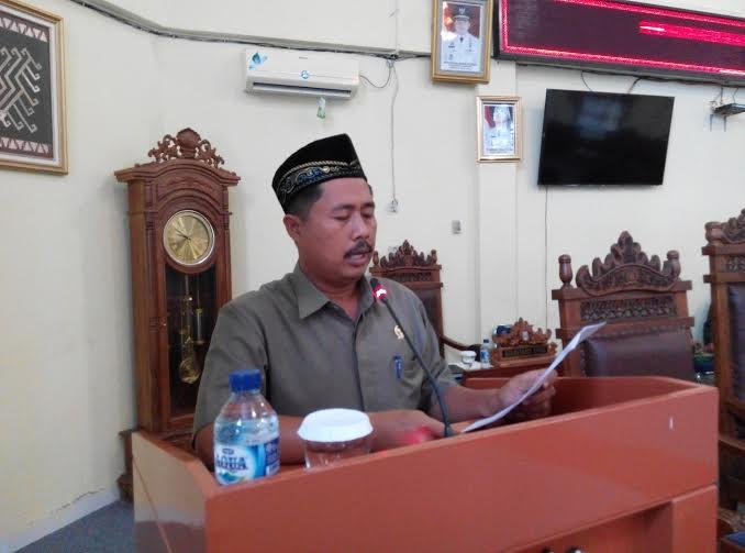 Anggota DPRD dari Fraksi PDIP Miswanto | Parman/jejamo.com