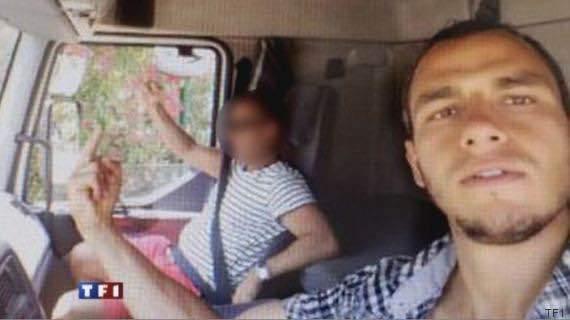 Ini Foto Selfie Sopir Truk Maut yang Tewaskan 84 Orang di Nice Prancis