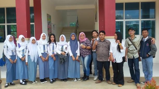 Pendaftaran Siswa SMP 32 di SMKN 9 Bandar Lampung Kacau