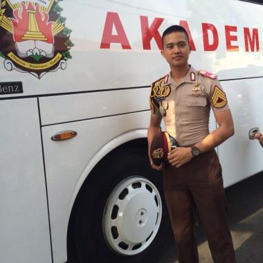 Lulusan Akpol Alumnus SMAN 2 Bandar Lampung Ini Raih Anugerah Adhimakayasa dari Presiden