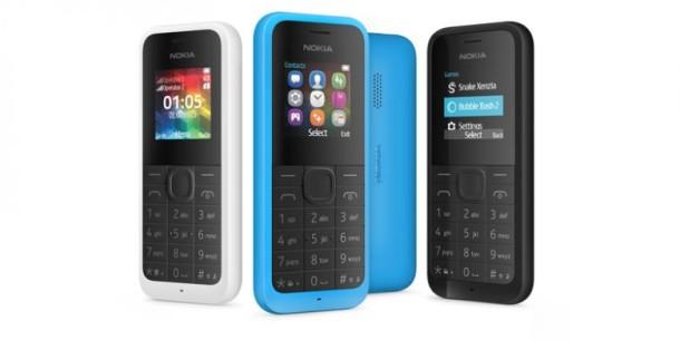 Microsoft Indonesia Rilis Ponsel Nokia 105 Dual Sim Seharga Rp 275 Ribu