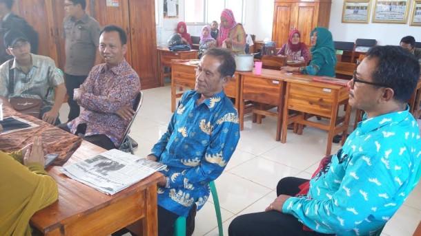 PLt Kepala Sekolah SMPN 32 Bandar Lampung