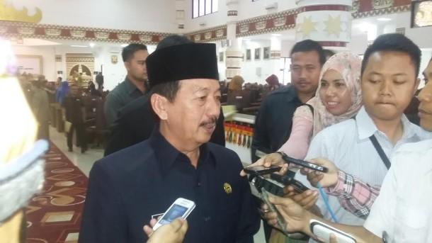 Kambing Saburai Dibahas Khusus Rakor Pimpinan Wakil Gubernur Lampung Bachtiar Basri