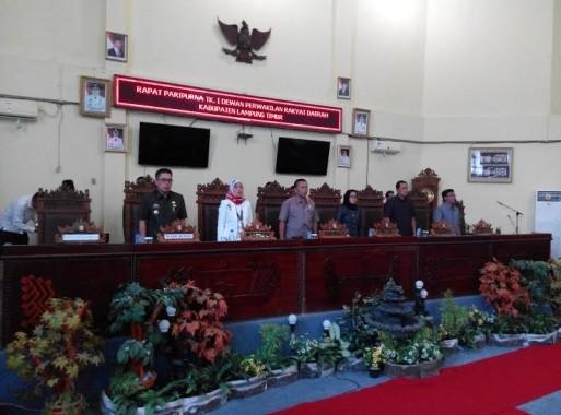 DPRD Lampung Timur Apresiasi Predikat Opini Wajar dengan Pengecualian yang Diraih Pemkab