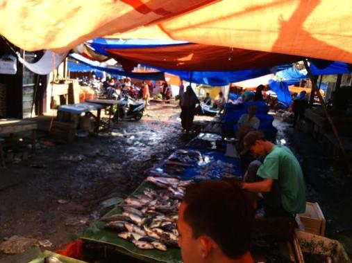 Warga Kampung Empang Pasirgintung Bandar Lampung Reuni Akbar dan Halalbihalal