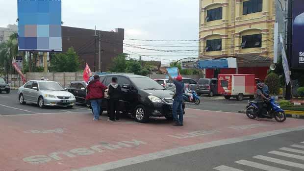 Guru dan Siswa SMKN 9 Bandar Lampung Izin Libur Sehari Demi Galang Sejuta Koin untuk Pemkot