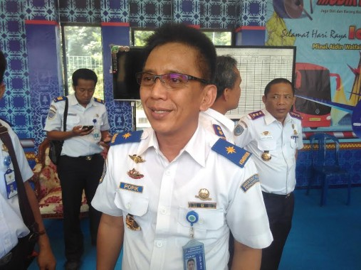 Pejabat Kementerian Perhubungan Sayangkan Isu Bom Bandara Radin Inten II