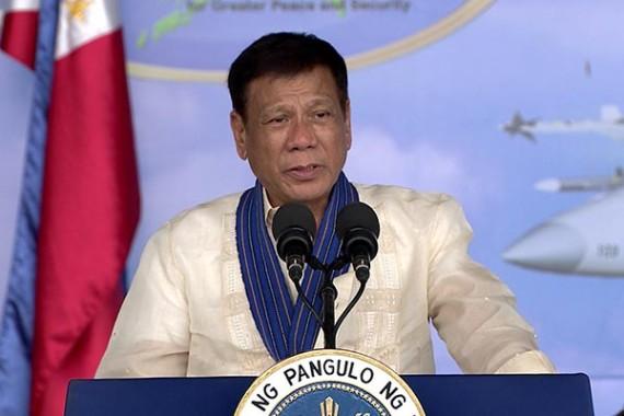 Presiden Filipina Duterte: Amerika yang Mengimpor Terorisme ke Suriah