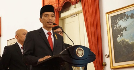 Inilah Wajah Kabinet Kerja Baru Presiden Jokowi Hasil Reshuffle Jilid II