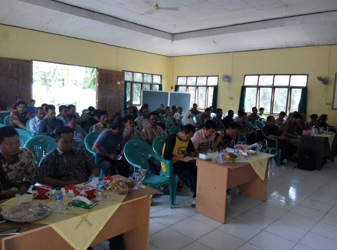 Pemkab Lampung Timur Sosialisasi Peningkatan Perikanan Rajungan Bagi Petani Ikan Setempat