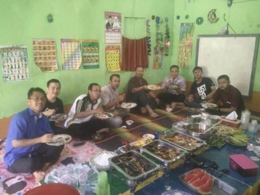 Alumni Rohis SMAN 2 Bandar Lampung Gelar Reuni Kecil-Kecilan