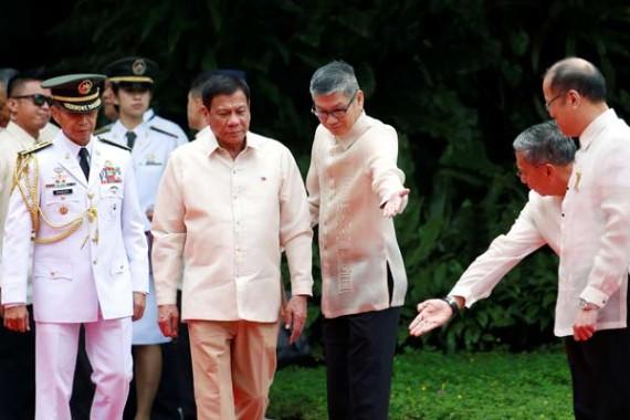 Presiden Filipina Duterte Ajak Warganya Bunuh Pecandu Narkoba