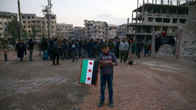 Suasana di Suriah | ist