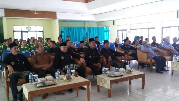Pengurus IPSI Lampung Gelar Pelatihan Bagi Wasit dan Juri Pencak Silat