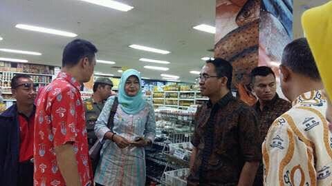Kapolresta Bandar Lampung Jamin Terminal Rajabasa Aman