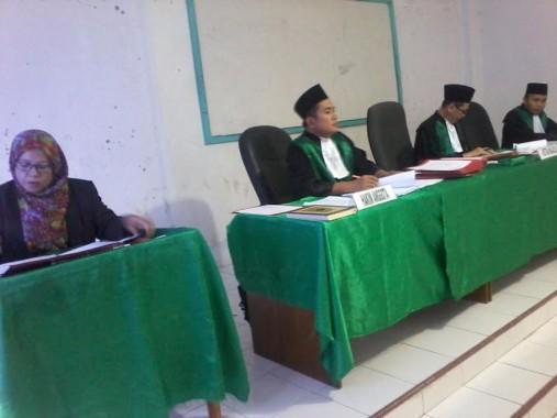 Pengadilan Agama Menggala Sidangkan 30 Kasus Cerai Tulangbawang Barat
