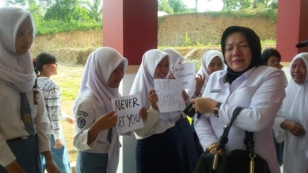 Herman HN Tolak Bantuan Sejuta Koin yang Dikumpulkan Guru dan Murid SMKN 9