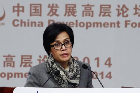 Presiden Bank Dunia Merasa Sedih Ditinggal Sri Mulyani