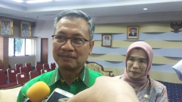 Ridho Ficardo Tetapkan Sutono Sebagai Sekda Lampung