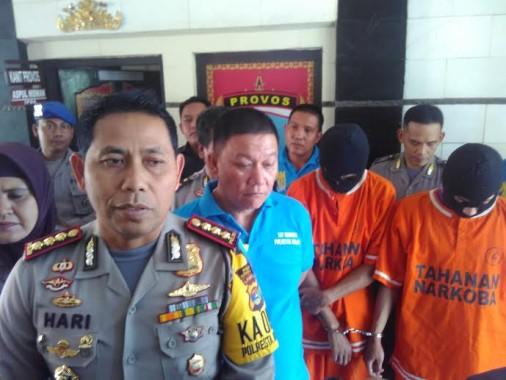 Begini Cara Dua Tahanan Ini Kabur dari Polresta Bandar Lampung