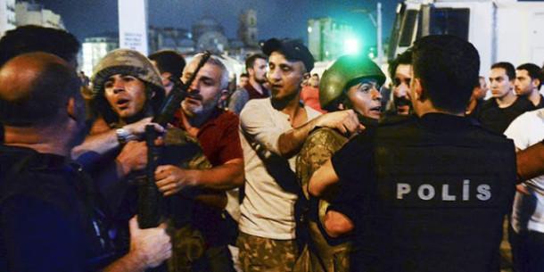 Kudeta Gagal, Turki Pecat 3000 Tentara dan Tangkap Sejumlah Jenderal