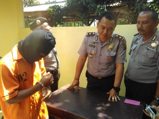 Tersangka Pencabulan di Lampung Ini Tertarik Info Korban Bisa Diajak Berhubungan Seks