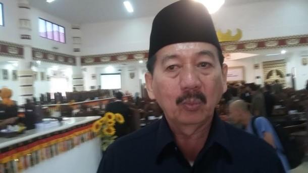 Wali Kota Herman HN