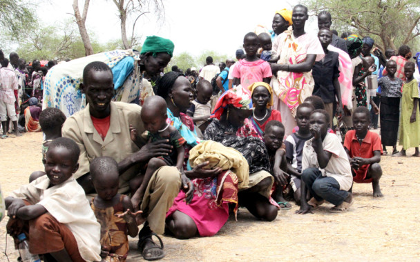 Warga Sudan Selatan
