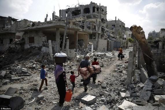 Israel Hancurkan 168 Rumah di Palestina, 740 Warga Jadi Gelandangan