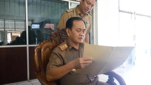 Kepala BKD Provinsi Lampung Zaini Nurman | Jejamo.com