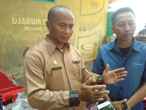 Pemkot Bandar Lampung Bantu Unit Mesin Pencacah untuk Bank Sampah