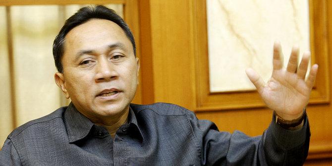 Ketua MPR Zulkifli Hasan | ist