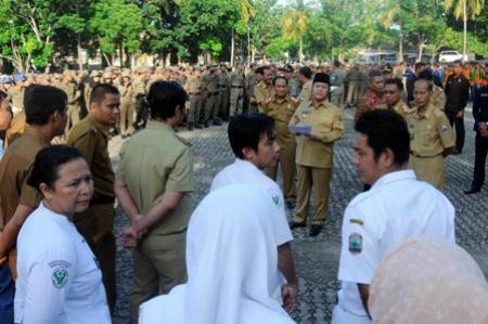 Zainudin Hasan: Pegawai Malas Akan Diberi Sanksi Tegas