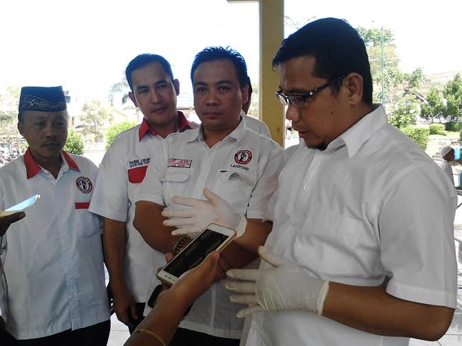 Pemprov dan Pemkab di Lampung Subsidi OTD Jamaah Haji sebesar Rp4 Juta