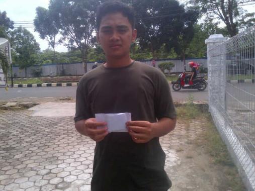 Achmad Barkah. | Adian Saputra/Jejamo.com