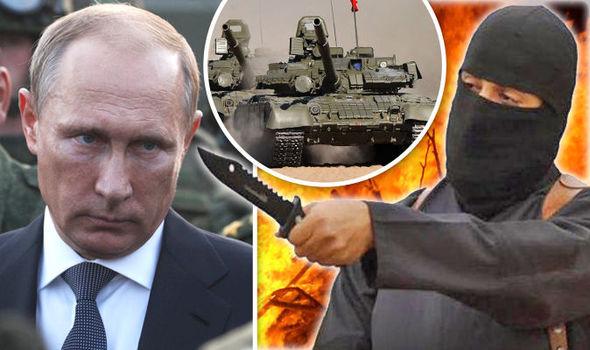 Militan ISIS Rilis Video Ancam untuk Membunuh Vladimir Putin