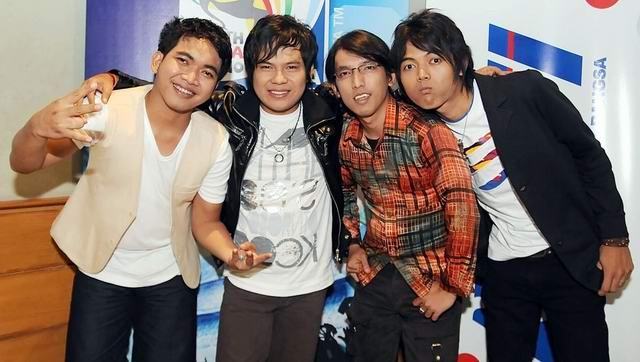 Band Wali akan Meriahkan Jelajah Rasa Lampung Festival Krakatau 2016 di Lapangan Saburai Sabtu Besok